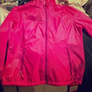 The North Face Glo Pink Cyclone Hoodie